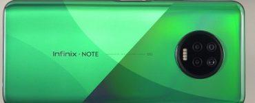 Infinix Note 7 price