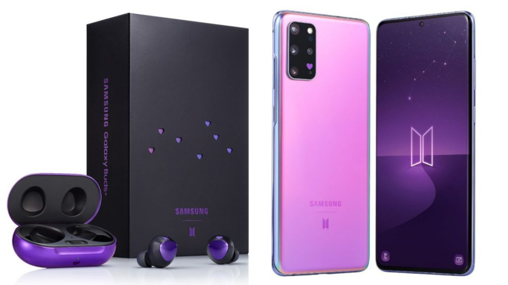 Samsung Galaxy S20+ BTS Edition Price and Specs - Whats Mobiles