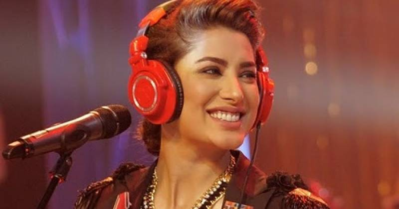 Mehwish hayat coke studio