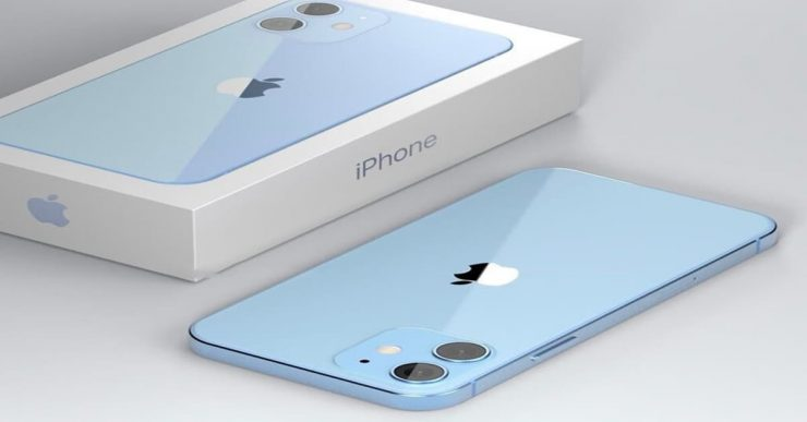 Apple iPhone 12 Mini vs Xiaomi Black Shark 3 Pro